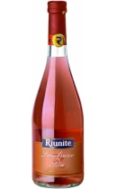 Riunite Lambrusco  Rose, IGT. Riunite