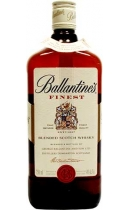 Ballantines. Finest Scotch Whisky