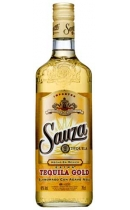 Sauza. Tequila Gold