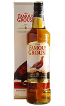 The Famous Grouse. Finest Scotch Whisky (+ gift box)