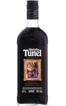 Tunel Absinth (black, + 2 glasses)