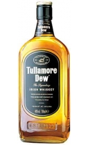 Tullamore Dew. Irish Whiskey