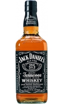 Jack Daniel's Tennessee Whiskey. Old No. 7