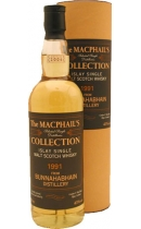 Bunnahabhain. Islay Single Malt Scotch Whisky. The MacPhail's Collection. 2001 (gift box)