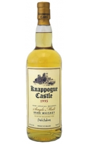 Knappoque Castle. Irish Single Malt Whiskey