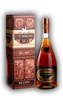 Brandy Courriere  X.O.  (+gift box)