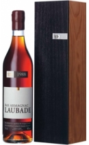 Chateau de Laubade 1988 (wooden box)